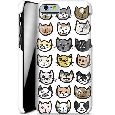 Apple iPhone 6s Smartphone Huelle - 28 Cats von caseable Designs