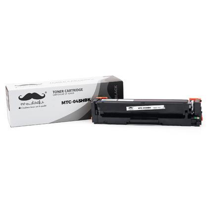 Canon 045H 1246C001 cartouche de toner compatible noire haute capacité - Moustache®