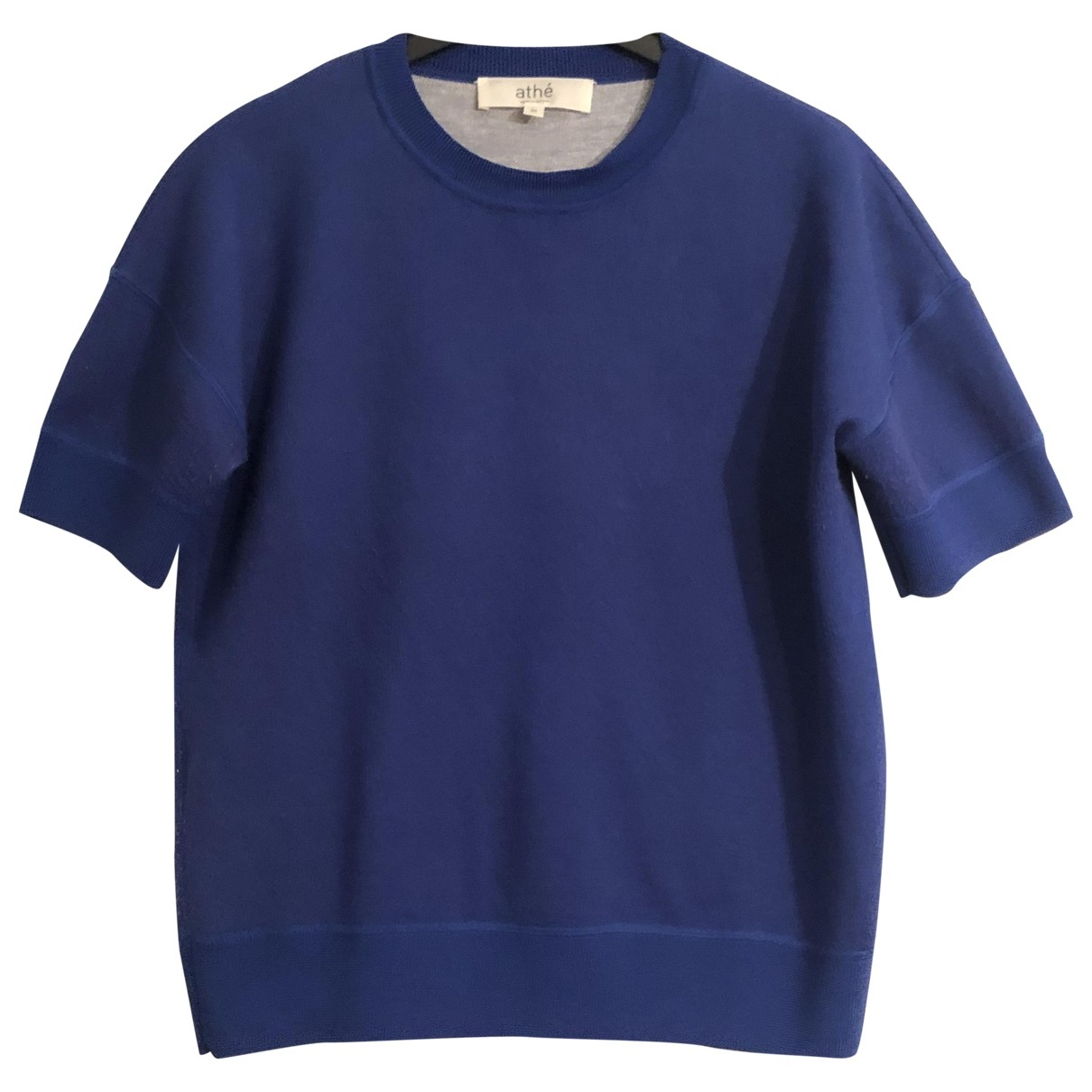 Vanessa Bruno Athe \N Blue  top for Women 38 FR