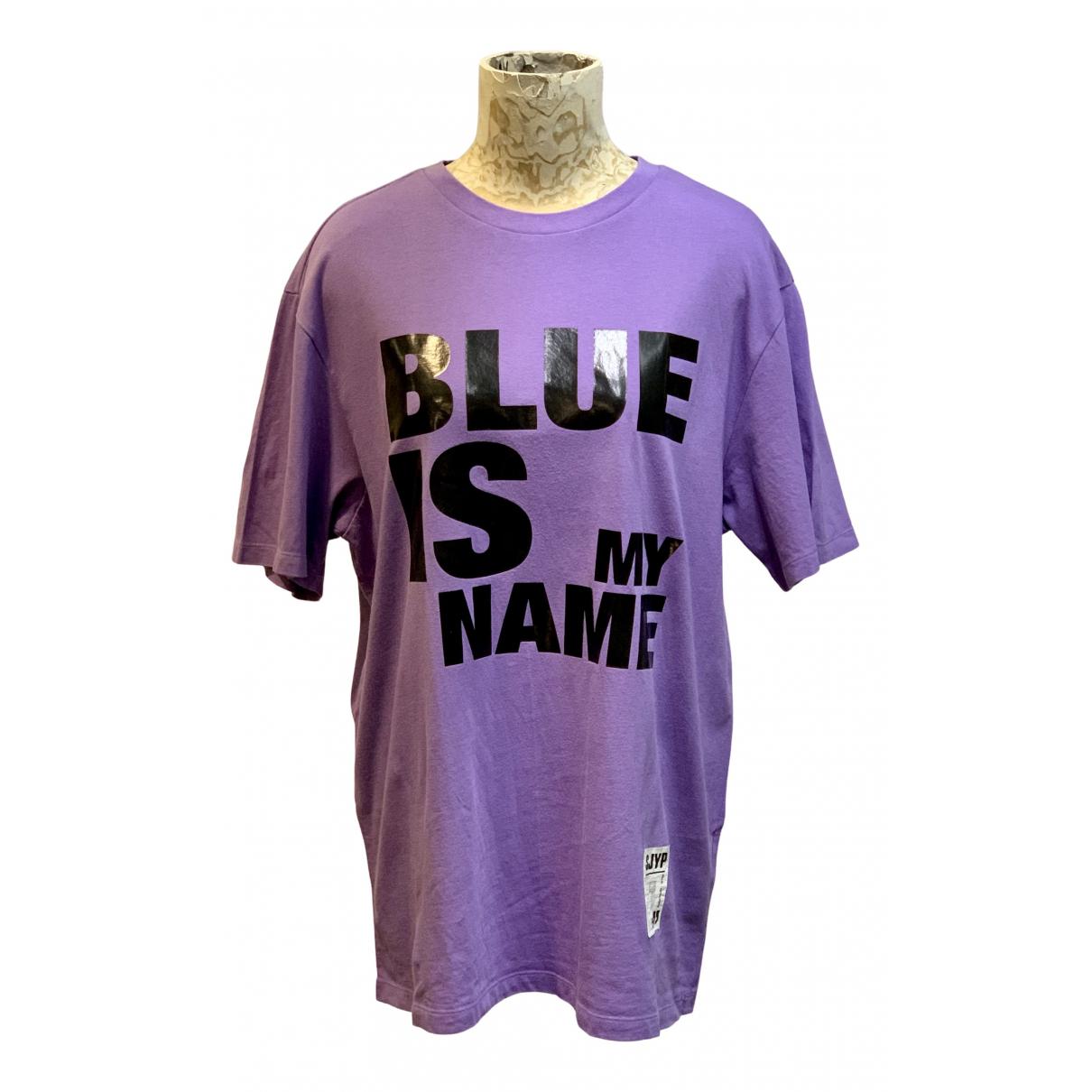 Sjyp - Top   pour femme en coton - violet