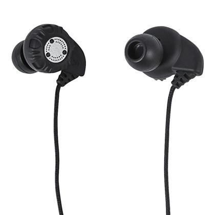 Écouteurs intra-auriculaires Hi-Fi à isolation acoustique améliorée - noir - Monoprice®