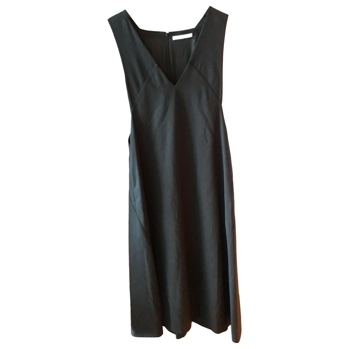 Bamford England - Robe   pour femme en laine - noir