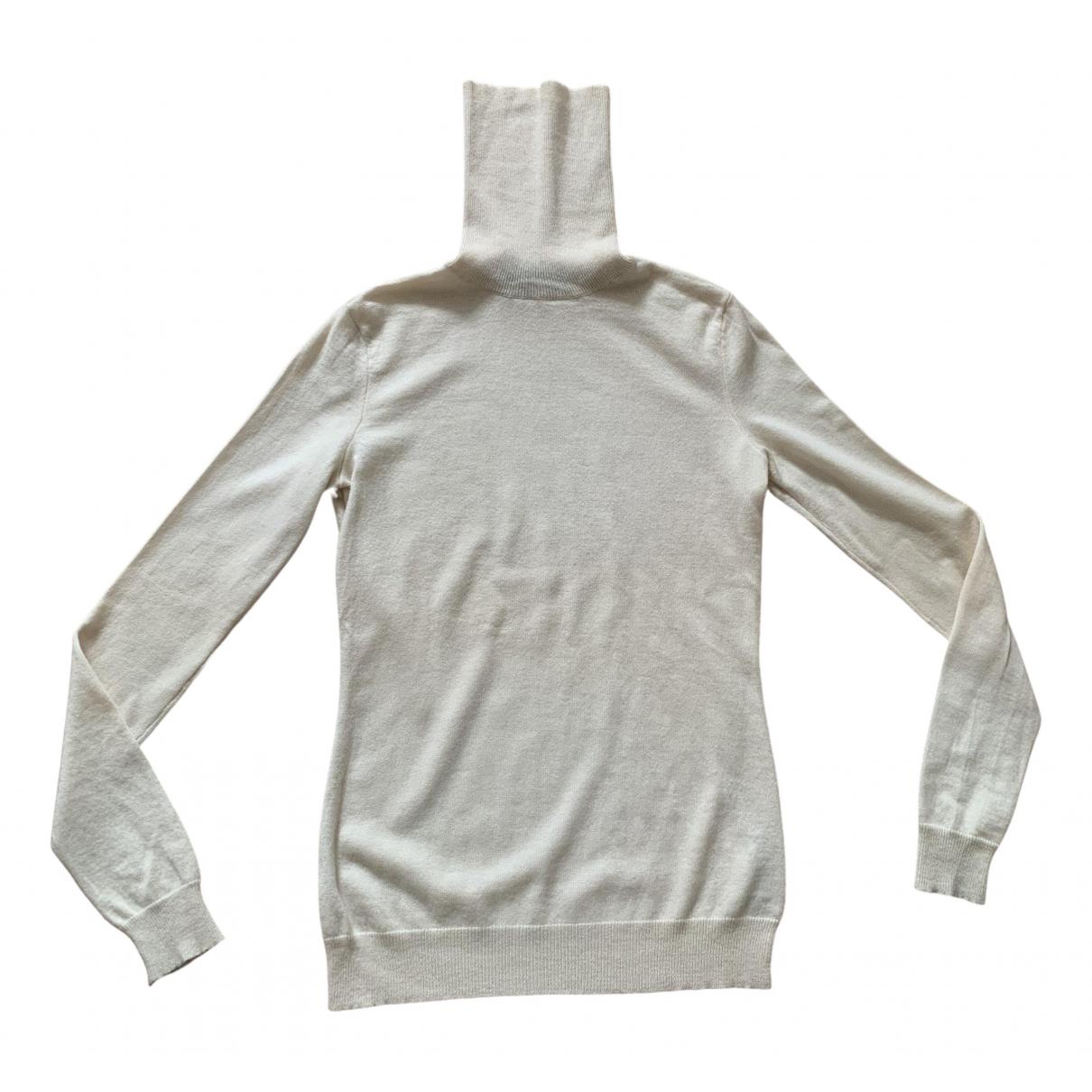 Ralph Lauren Collection \N Pullover in  Beige Kaschmir