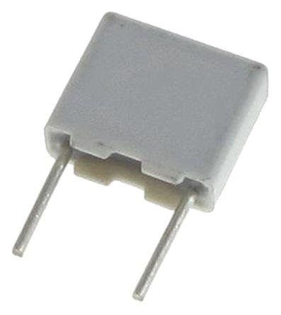 KEMET 680nF Polyester Capacitor PET 63 V ac, 100 V dc ±10%, Through Hole (25)