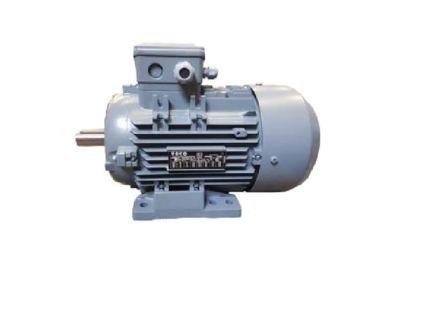 RS PRO AC Motor, 4 kW, IE3, 3 Phase, 4 Pole, 400 V, Flange Mount Mounting