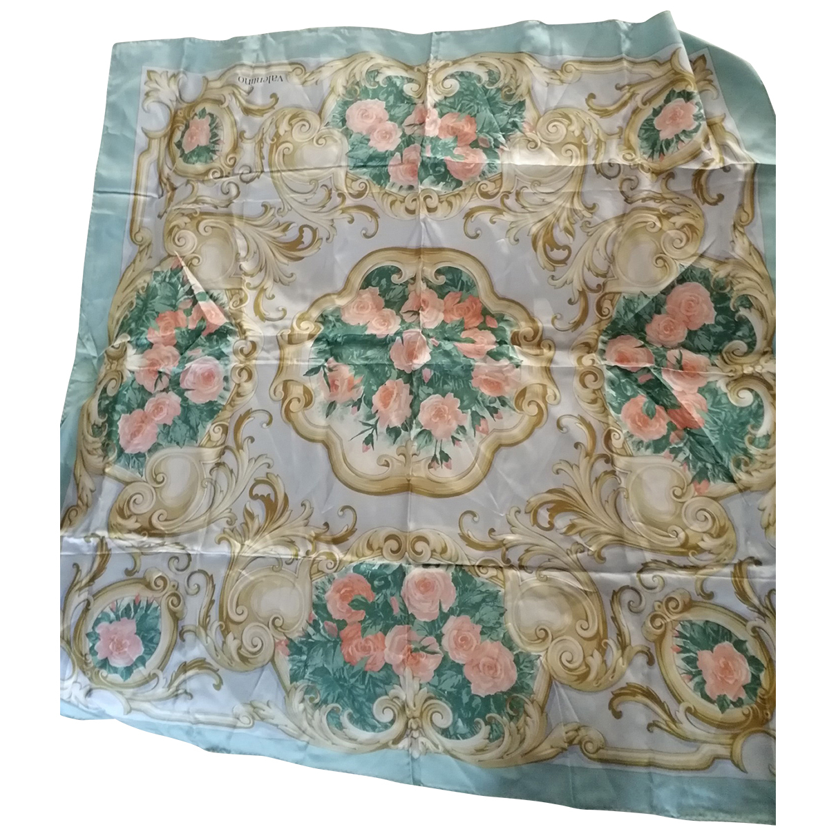 Valentino Garavani \N Silk Silk handkerchief for Women \N