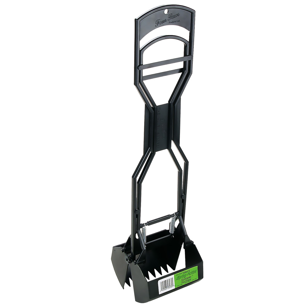 Four Paws Allen's Spring Action Scooper for Grass