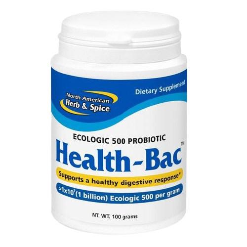 Health BAC 100 GRM by North American Herb & Spice