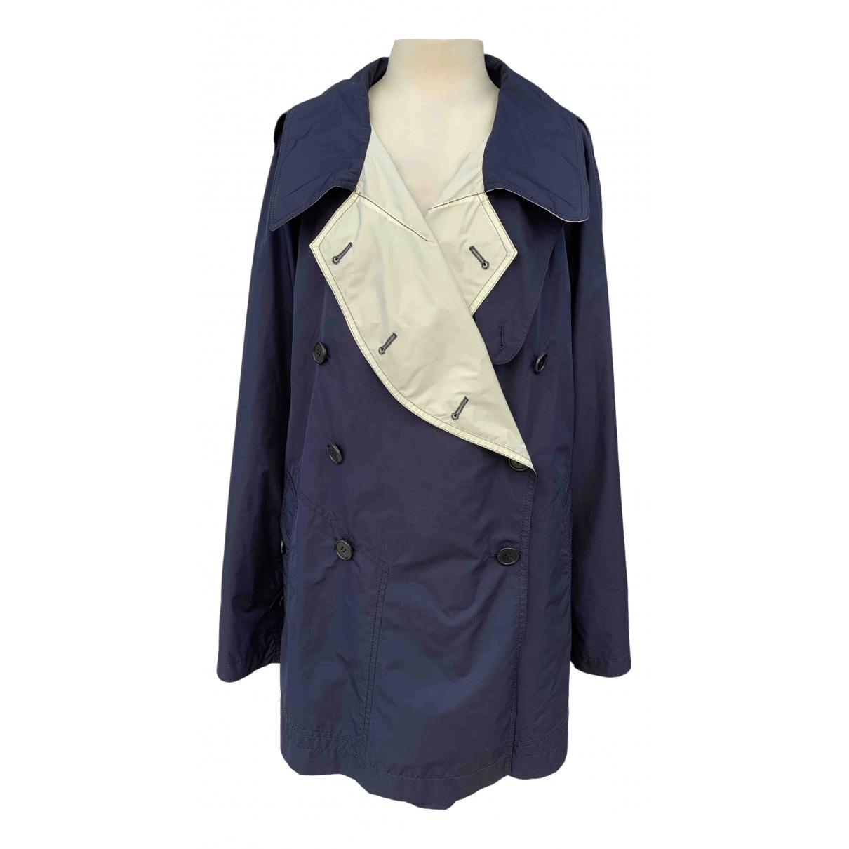 Celine \N Navy jacket for Women 38 FR