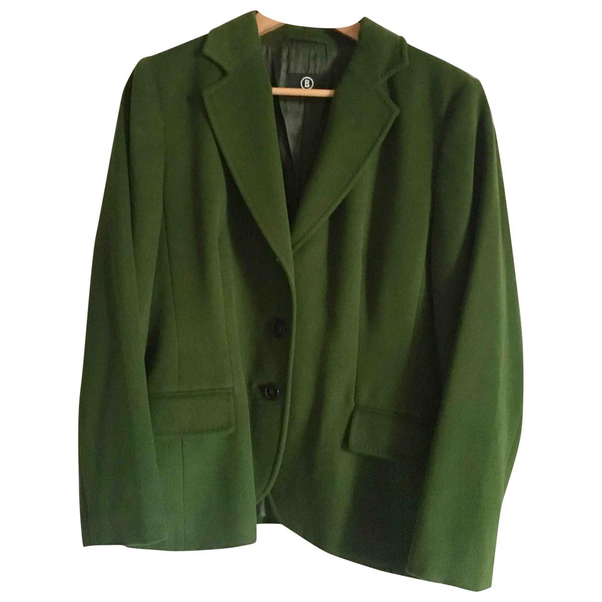 Bogner \N Green Wool jacket for Women 42 IT