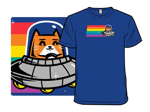 Unidentified Feline Object T Shirt