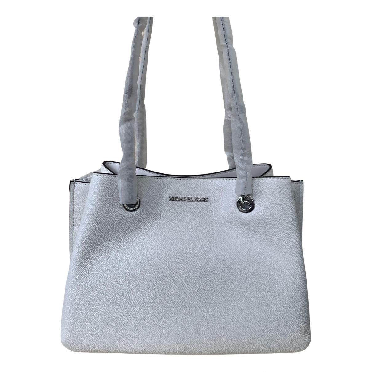 Michael Kors N White Leather handbag for Women N