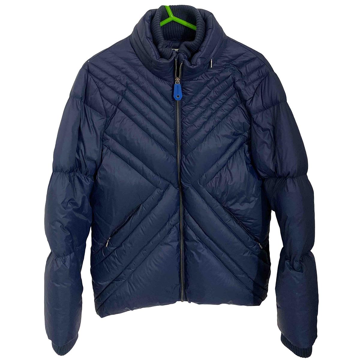 Dirk Bikkembergs \N Blue coat  for Men 44 IT