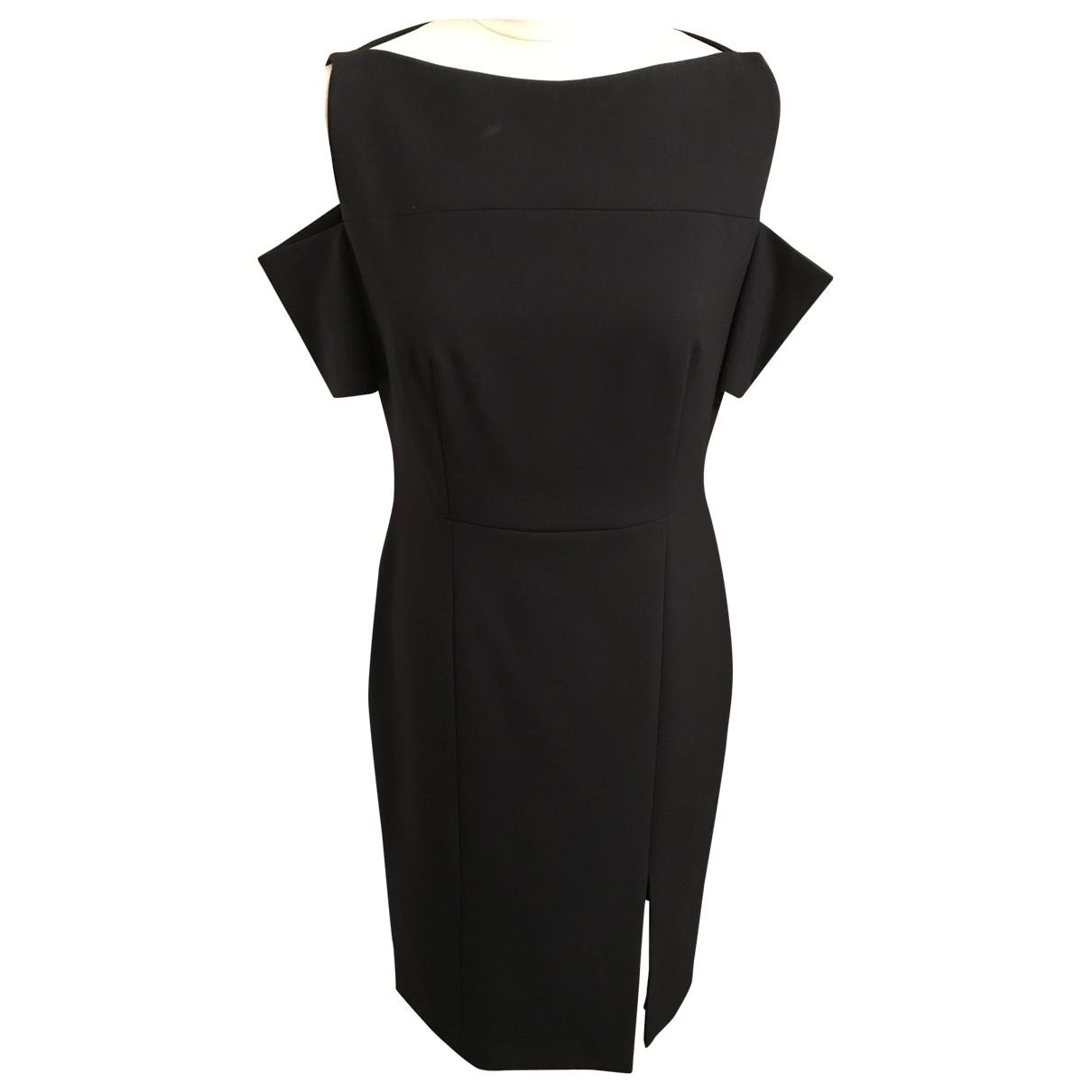 Boss \N Kleid in  Marine Polyester