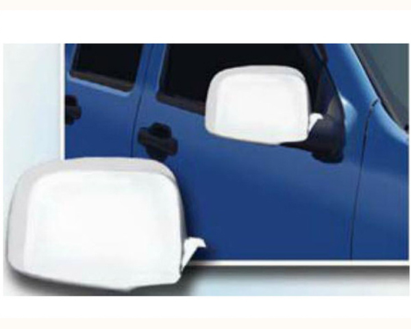 Quality Automotive Accessories Chrome Plated ABS Plastic 2-Piece Mirror Cover Set Chevrolet Colorado 2004