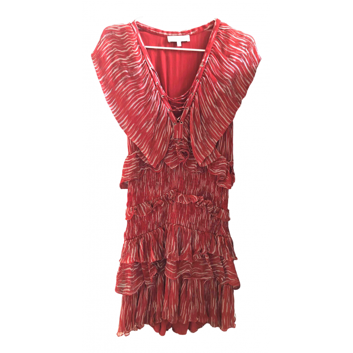 Iro - Robe   pour femme - rouge
