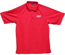 Polo Shirt, MSD, Red, Medium