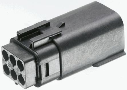 Molex , MX150L Male Connector Housing, 5.84mm Pitch, 10 Way, 2 Row