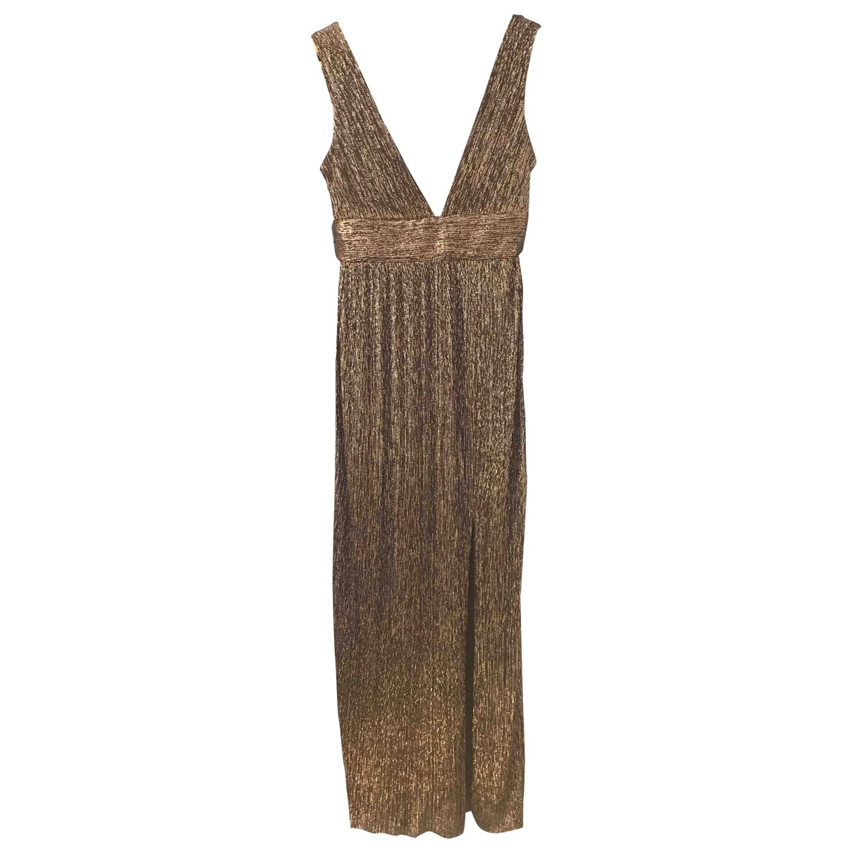 Non Signé / Unsigned \N Silver dress for Women 8 UK