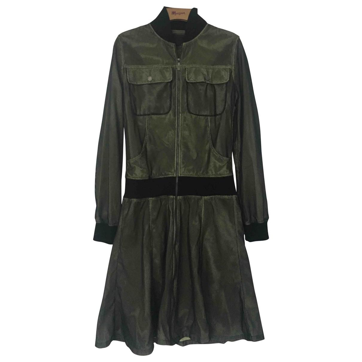 Karl Lagerfeld \N Green dress for Women 36 FR