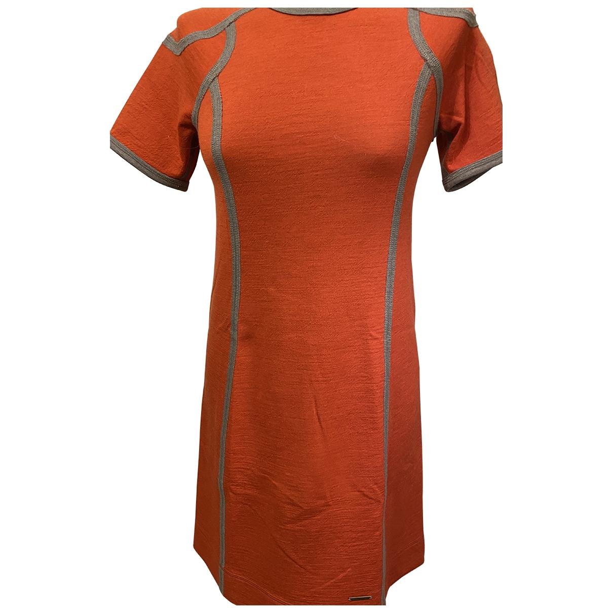 Mini vestido de Lana Escada