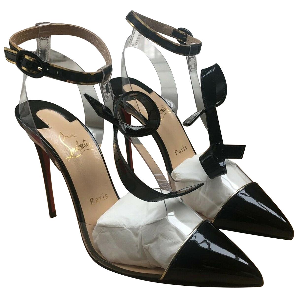 Christian Louboutin N Black Heels for Women 41.5 EU