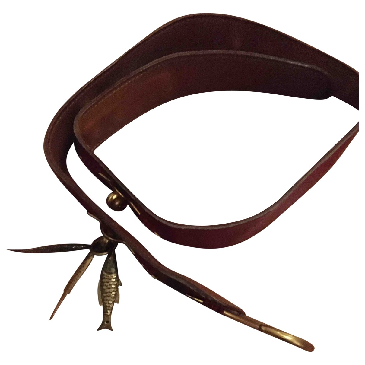 Cinturon Cuir seul / Leather Strap Hermes