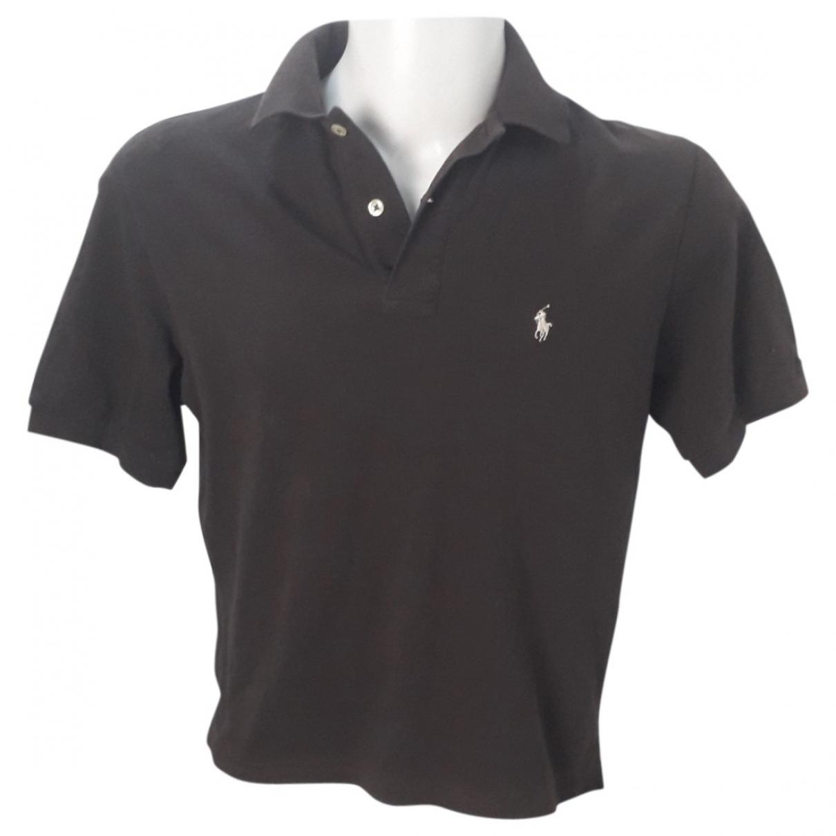 Polo Ralph Lauren - Polos   pour homme en coton - marron