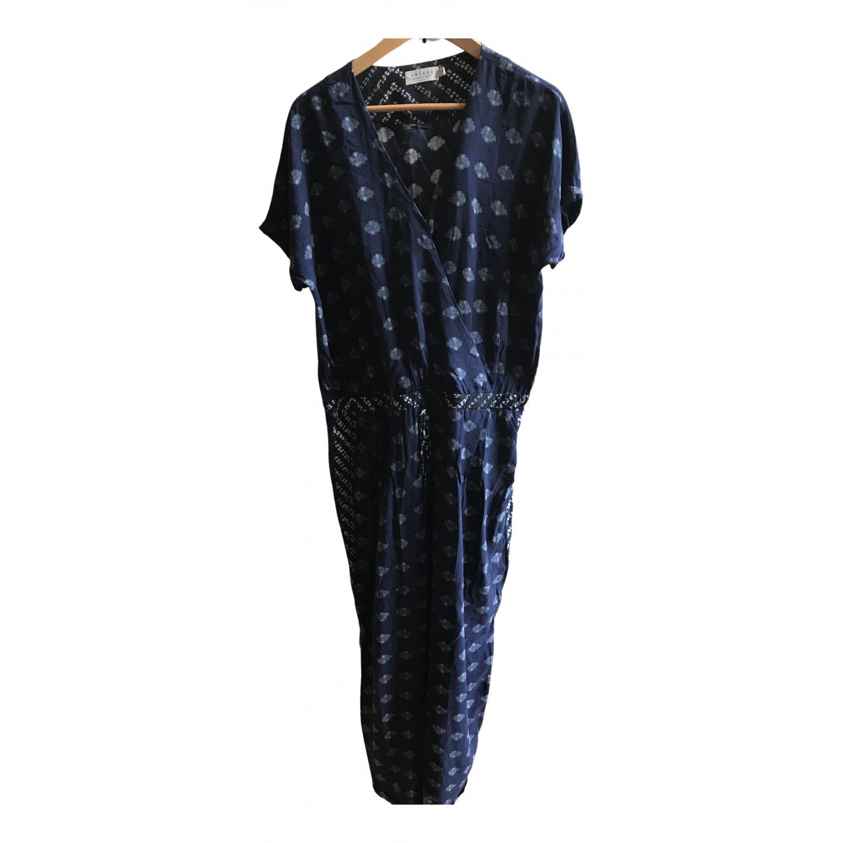 Velvet - Combinaison   pour femme - bleu
