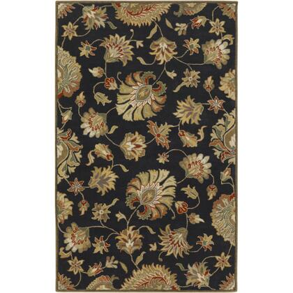 Caesar CAE-1027 4' x 6' Rectangle Traditional Rug in