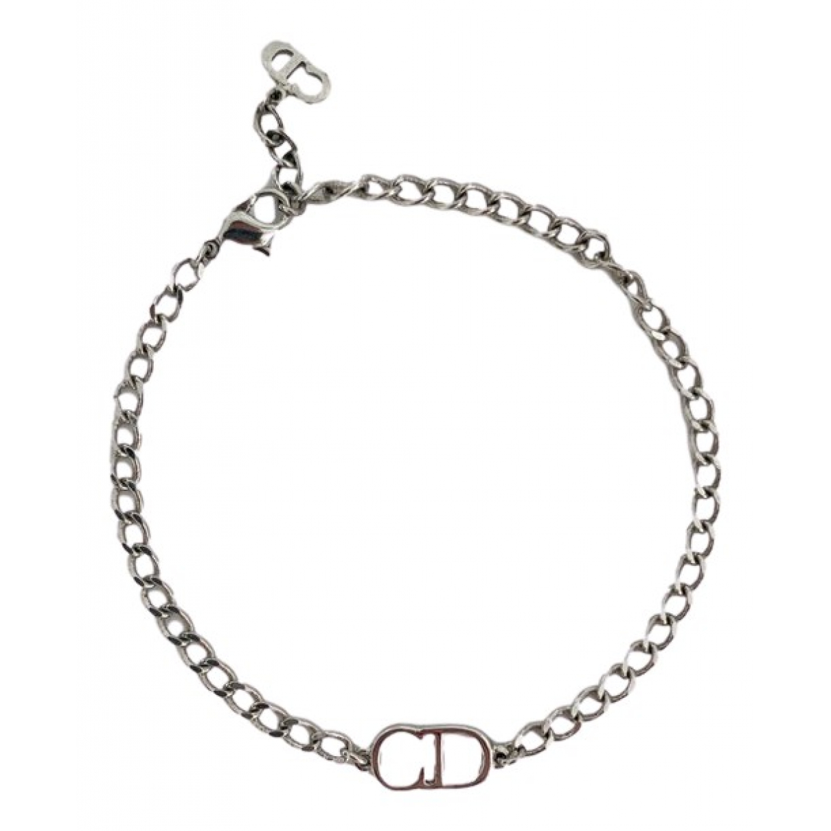 Dior \N Armband in  Silber Metall