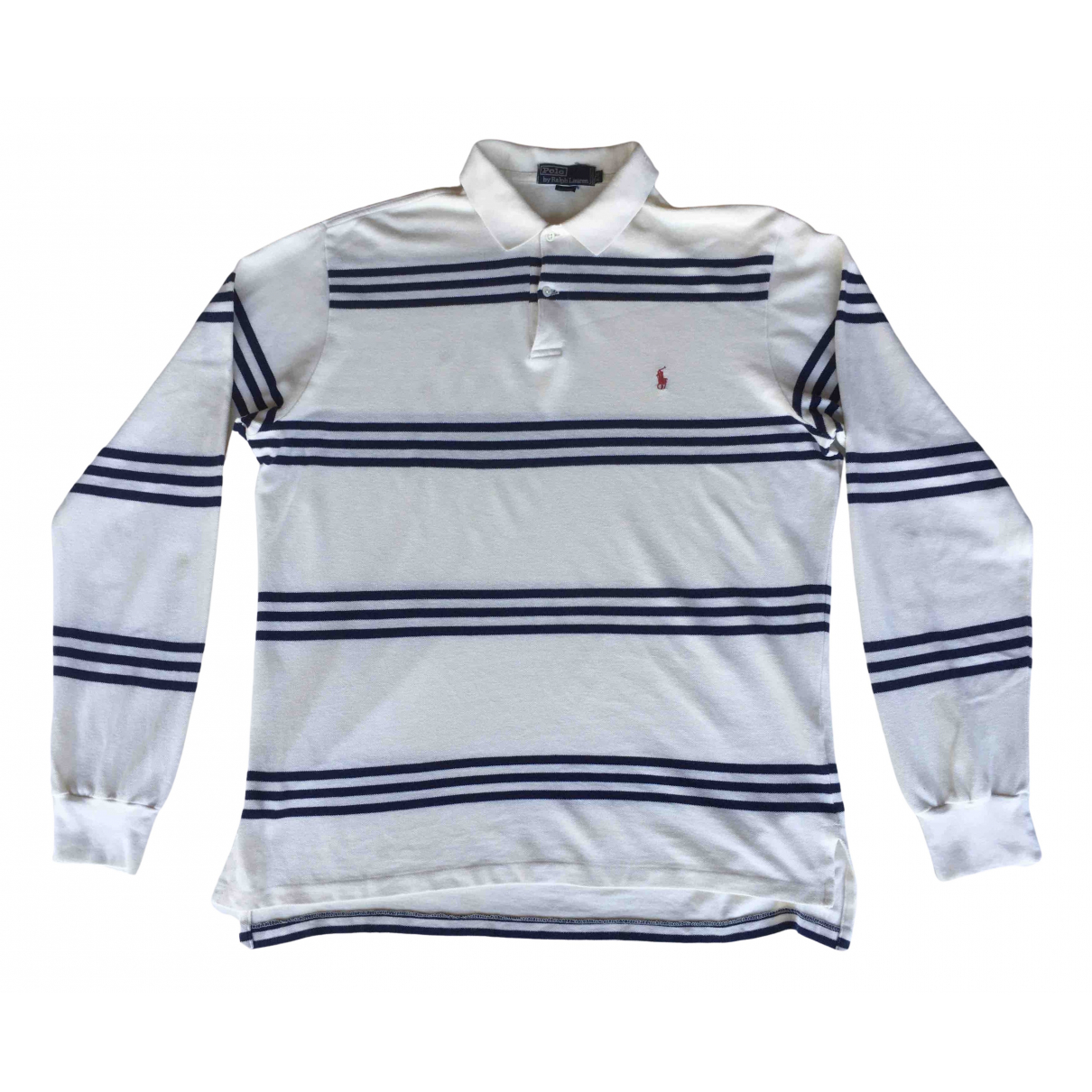 Polo Ralph Lauren Polo classique manches longues Poloshirts in  Bunt Baumwolle