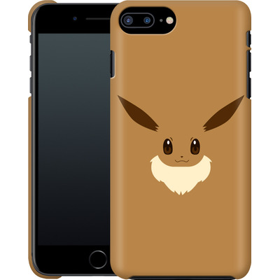 Apple iPhone 8 Plus Smartphone Huelle - Eevee by Lucian Foehr von Lucian Foehr