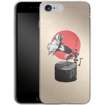 Apple iPhone 6 Plus Silikon Handyhuelle - Gramophone von Ali Gulec