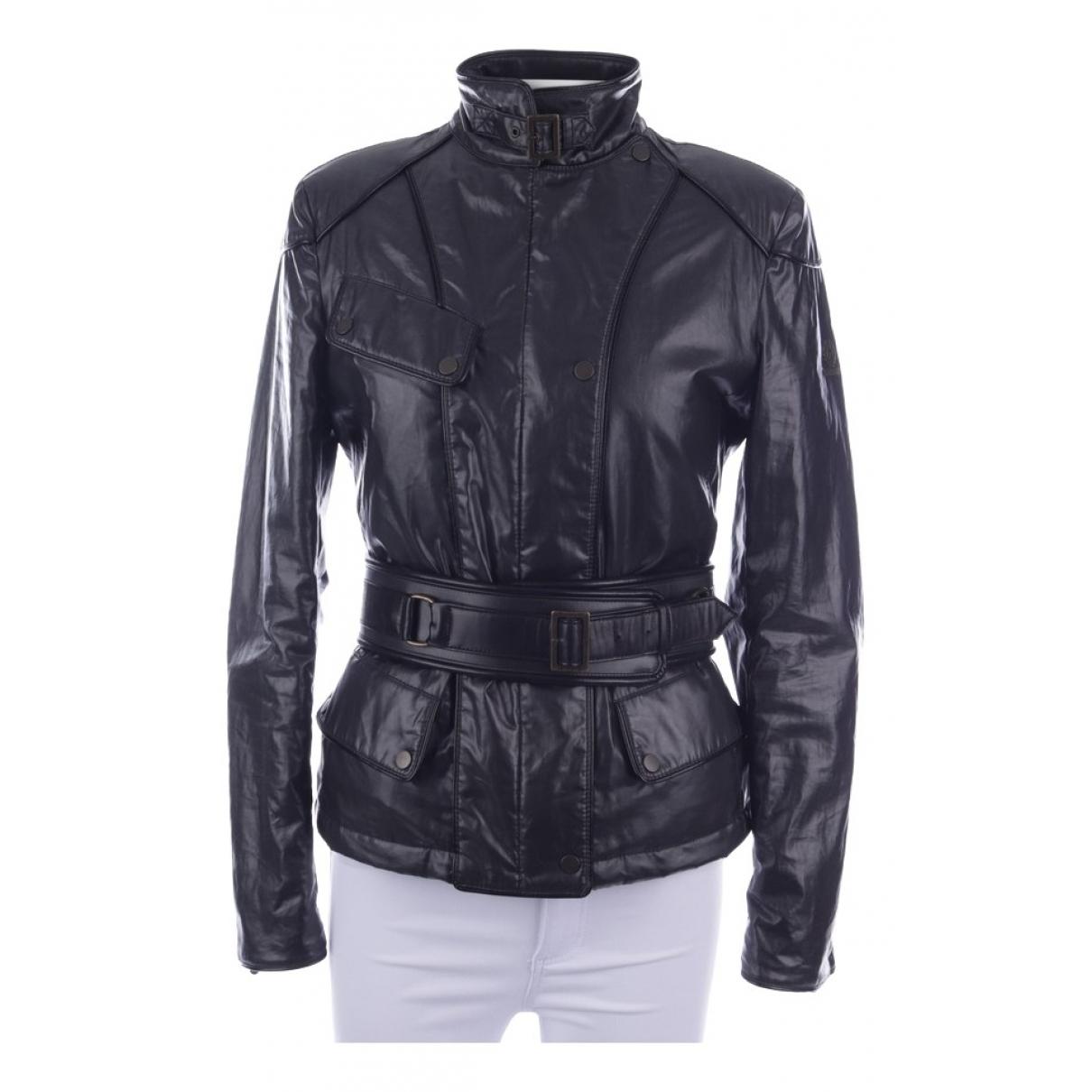 Belstaff - Veste   pour femme en coton - gris