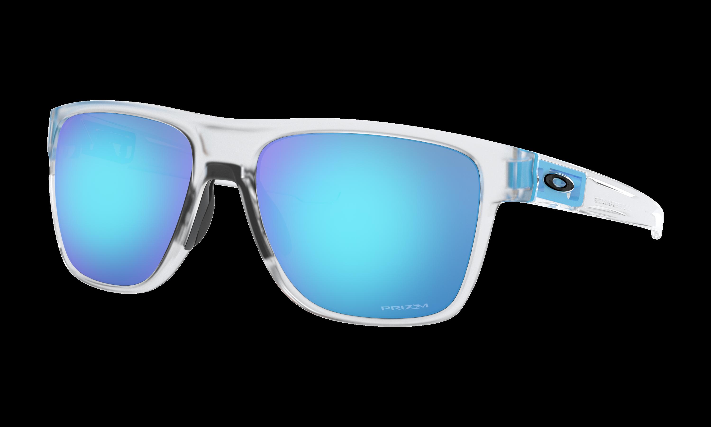 Oakley Mens Crystal Clear Crossrange™ Xl Sunglasses
