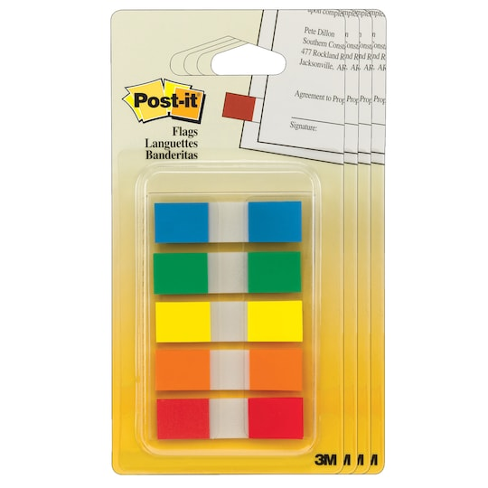 Post-It® Flags, 4 Packs Of 100 | Michaels®