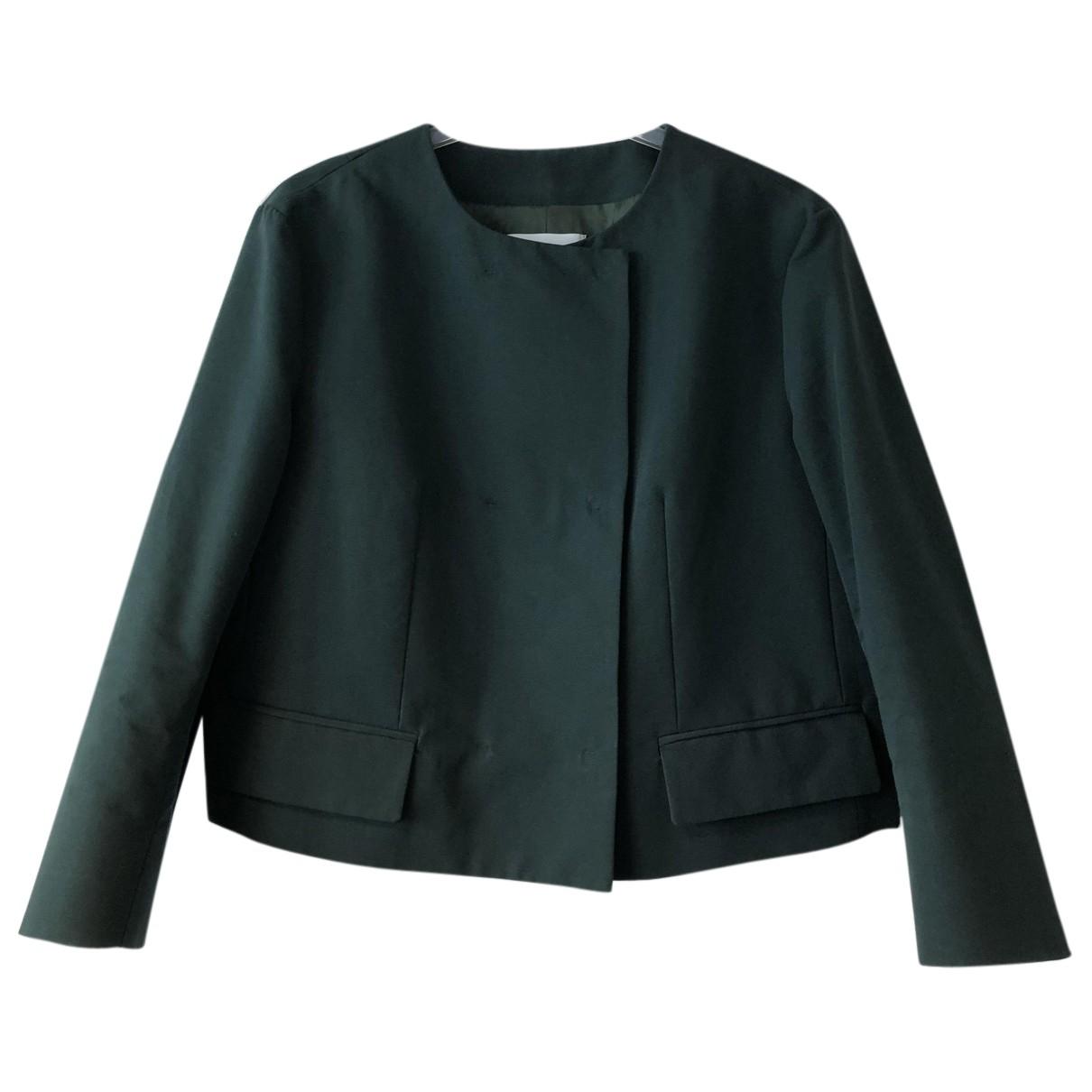 Dondup - Veste   pour femme en coton - vert