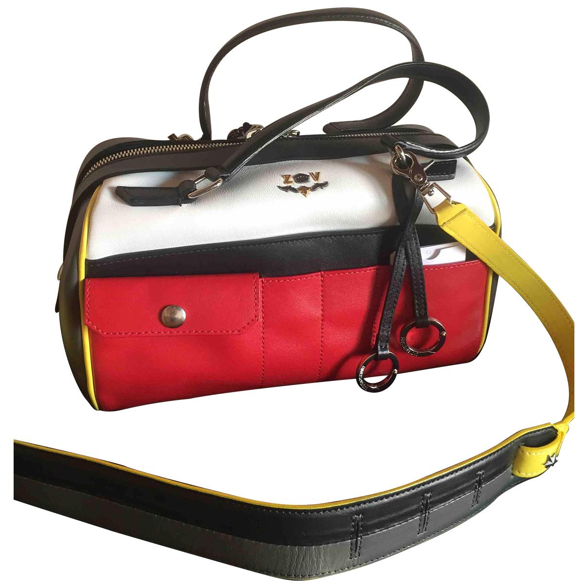Zadig & Voltaire \N Handtasche in  Bunt Leder
