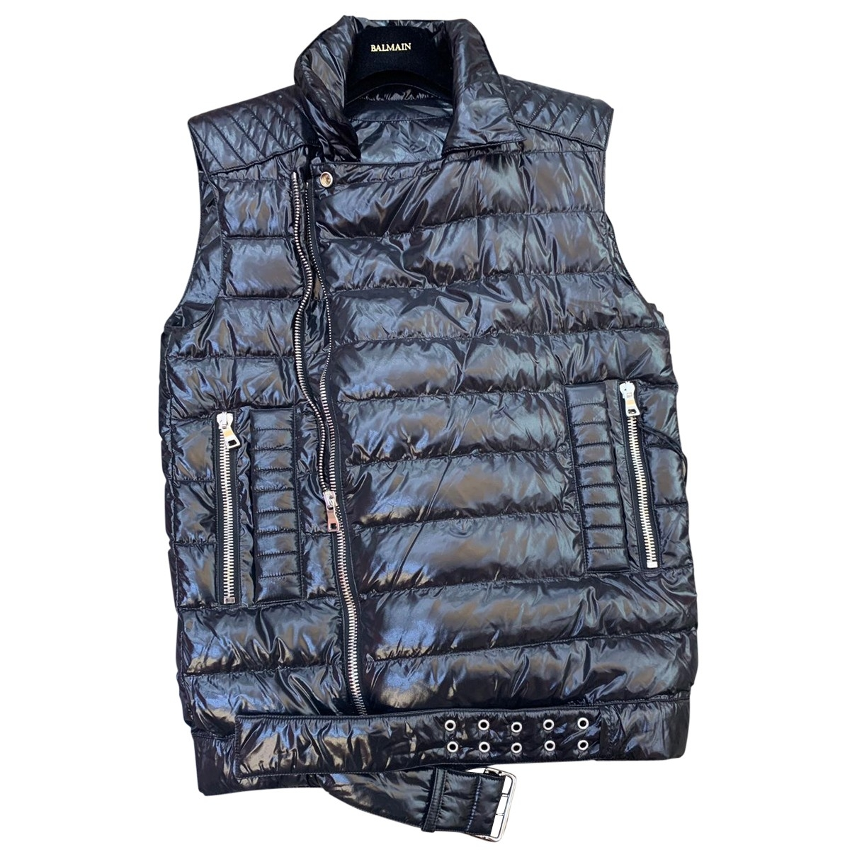 Balmain - Manteau   pour homme - marine