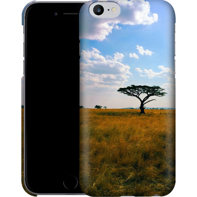 Apple iPhone 6 Plus Smartphone Huelle - Tanzanian Savanna von Omid Scheybani