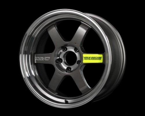 Volk Racing WVDVX00EPG TE37V SL 2021 Limited Wheel 18x9.5 5x114.3 0mm Pressed Graphite