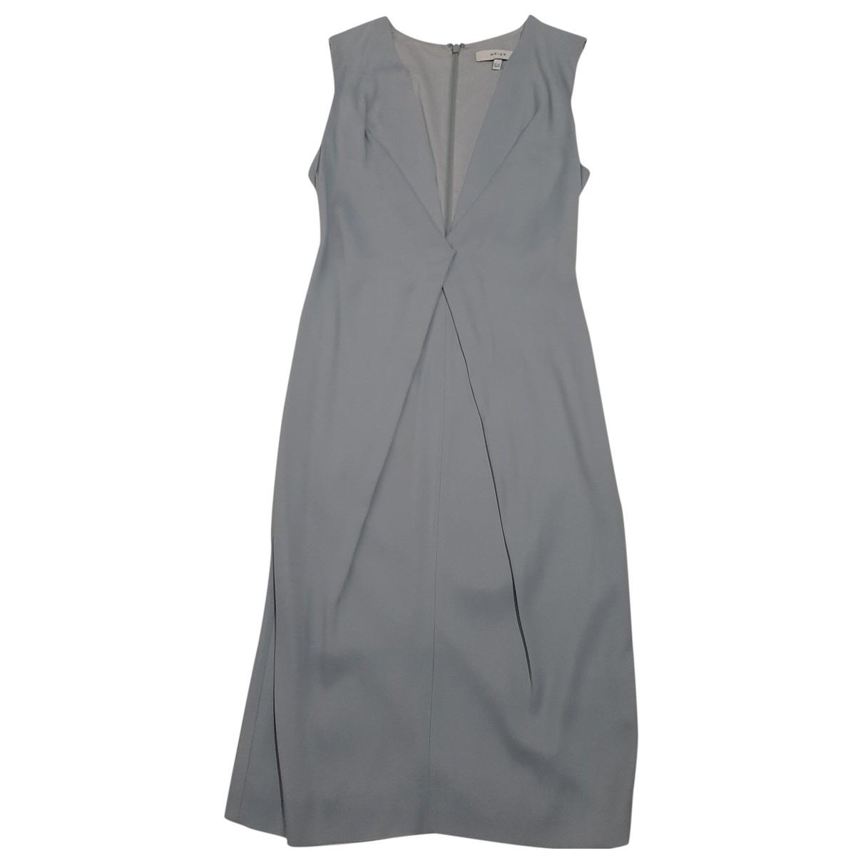 Reiss \N Silver dress for Women 36 FR