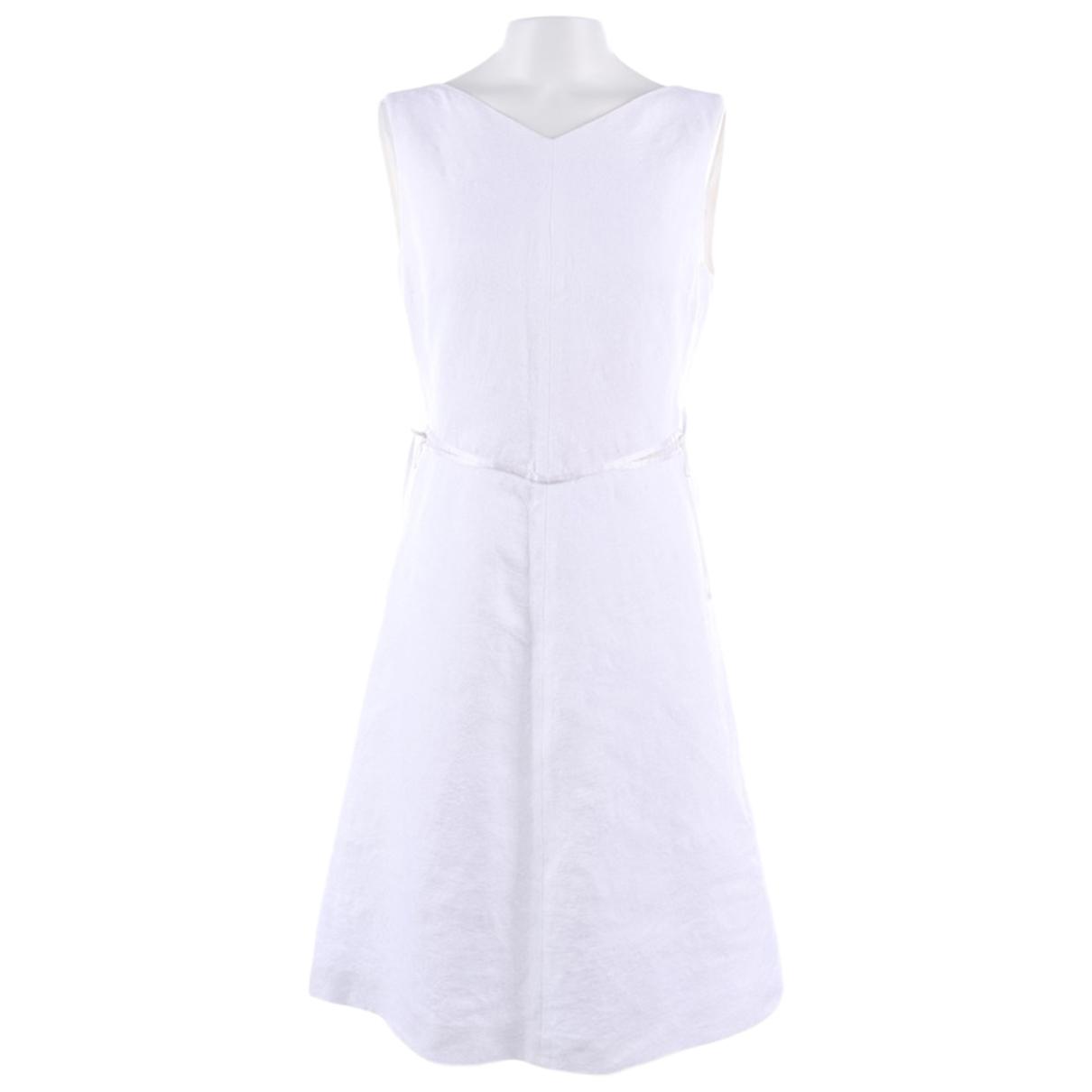 Dorothee Schumacher N White Cotton dress for Women 36 IT