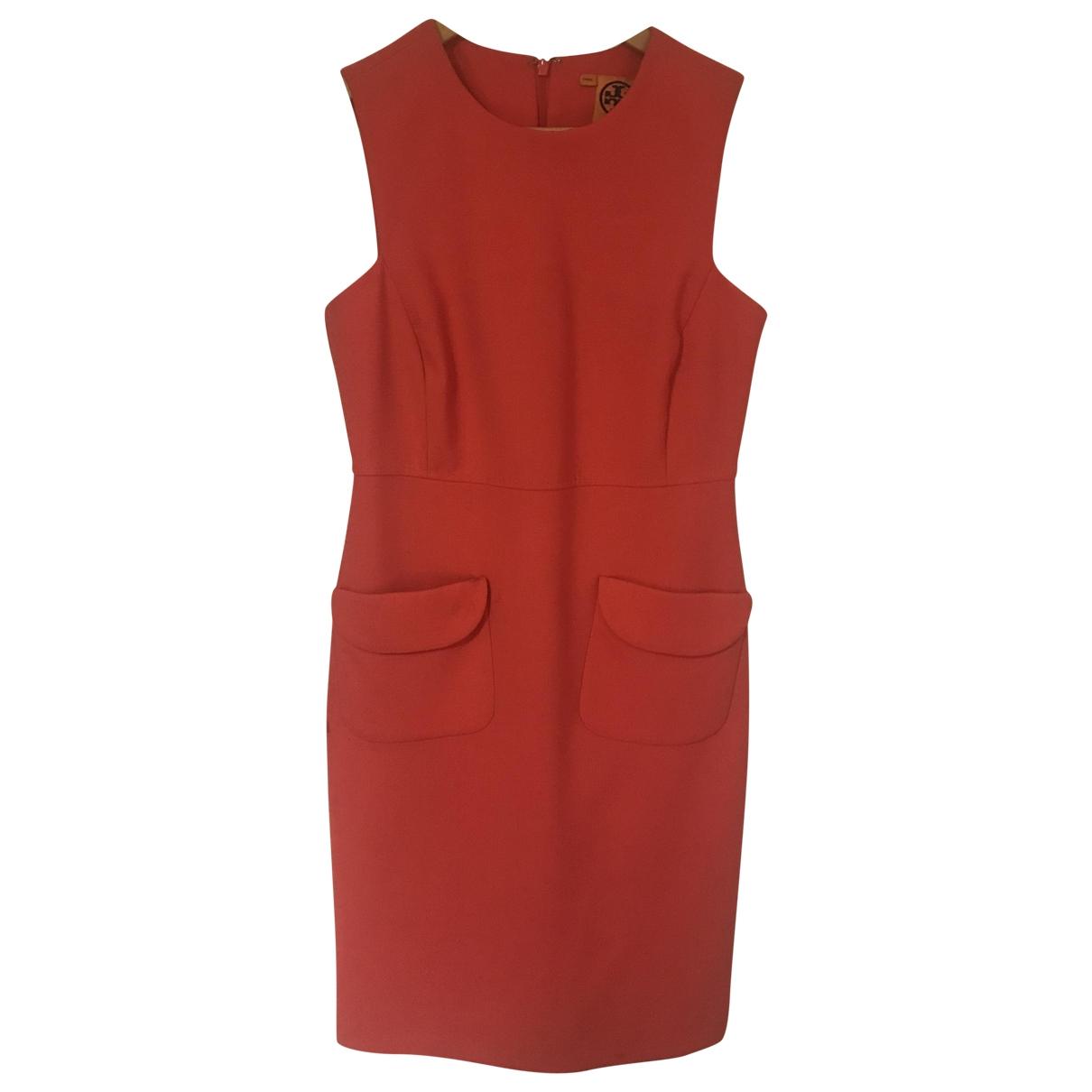 Tory Burch \N Red Wool dress for Women 2 US