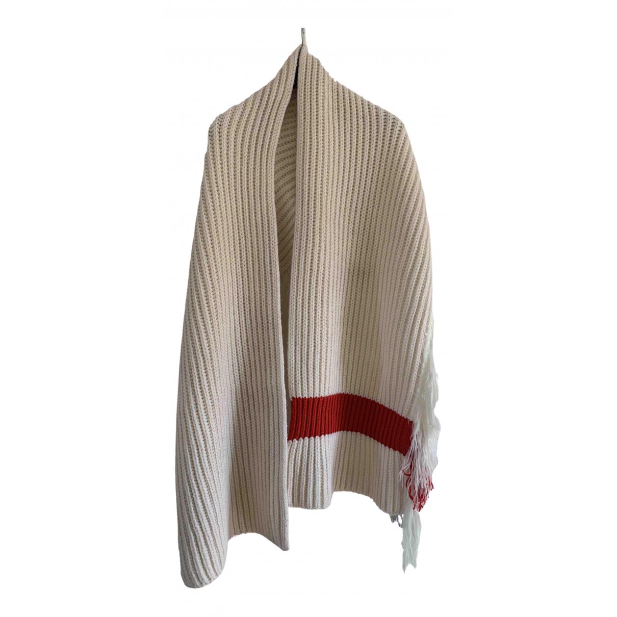J.w. Anderson N Beige Wool scarf for Women N