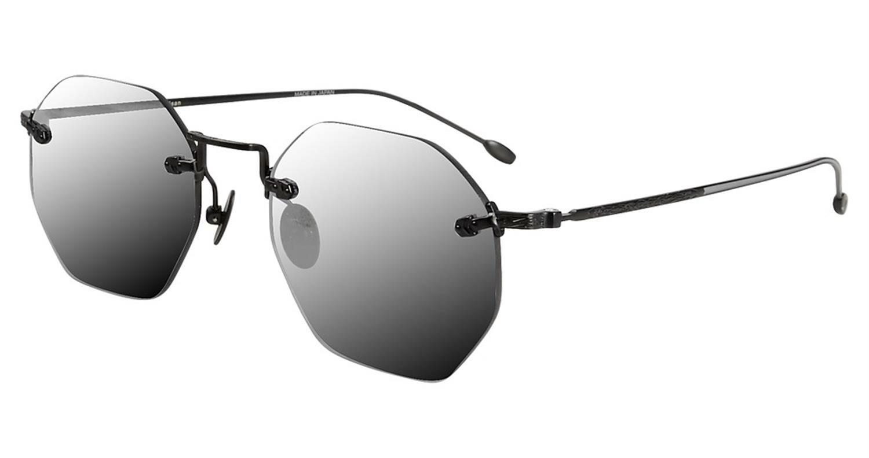 John Varvatos Men's Jv V526 Matte Black 49/20/145 V526BLA49 Sunglasses