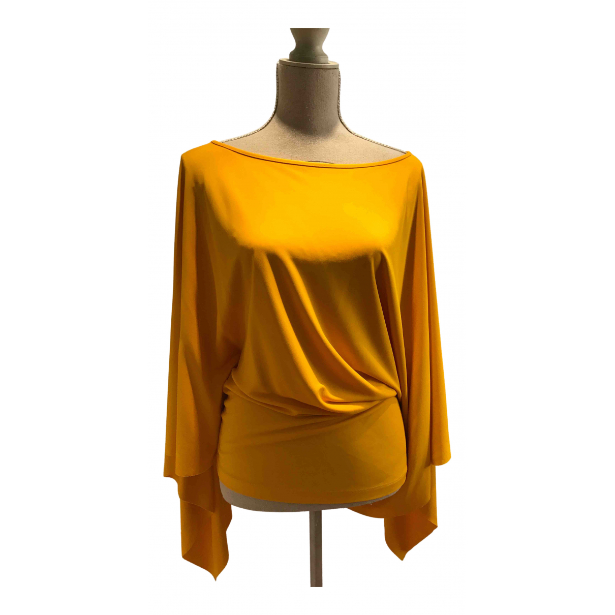 Plein Sud - Top   pour femme - jaune