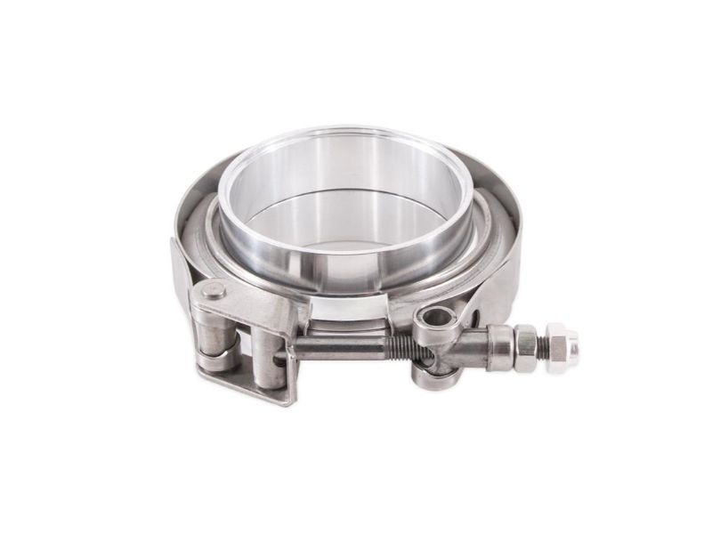 Mishimoto MMCLAMP-VA-25 Aluminum V-Band Clamp (2.5
