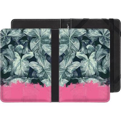 Sony Reader PRS-T3 eBook Reader Huelle - Sweet Pink on Jungle von Emanuela Carratoni